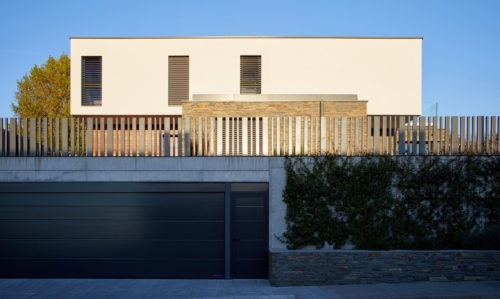 Passive house in Osona