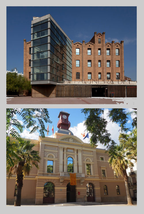 PROJECTS TO IMPROVE THE ENERGY EFFICIENCY OF MUNICIPAL BUILDINGS DISTRICT OF SANT MARTÍ, CITY COUNCIL OF BARCELONA